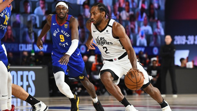 Плейофф Денвер Наггетс — Лос-Анджелес Клипперс (5 игра) 12.09.2020